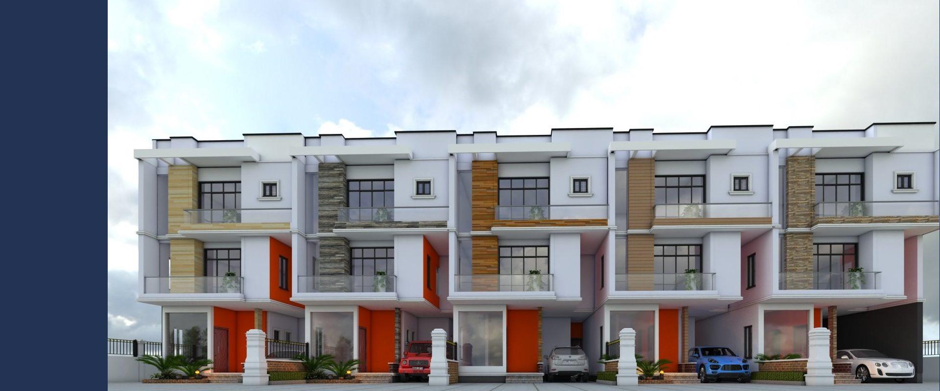 4-Bedroom Terrace